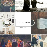 2016 Inspiration Board + Word Of The Year